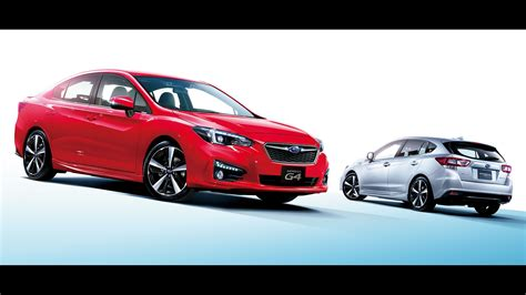 Subaru In Japanese by 2017 Subaru Impreza Launched In Japan Comes With Plenty
