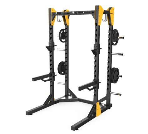 rack half power weight module range body racks training spartan dumbbell barbell assembled assistant easily device upper lower wide version