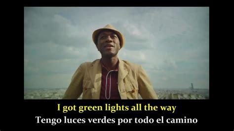 nf green lights lyrics green lights aloe blacc lyrics sub español youtube