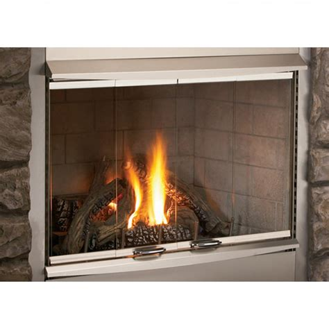 outdoor gas fireplace ihp superior vre4336pen 36 quot ng ventfree fireplace white