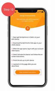 How To Install Familytime Parental App On Parents U0026 39  Ios