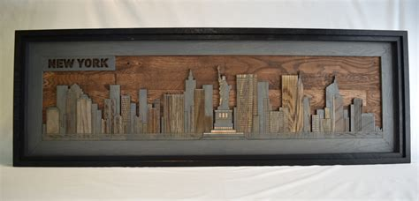 wood wall art lasered engrave detail