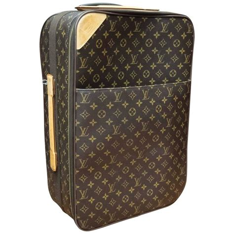 louis vuitton monogram carry  suitcase  stdibs