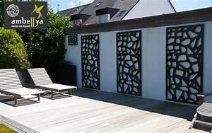 Claustra De Jardin : image associ e divers pinterest treillis palissade ~ Premium-room.com Idées de Décoration