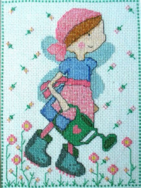 Craft Fairy Designs Our Brand New Cross Stitch Kits