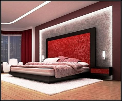 Schlafzimmer Wandgestaltung Ideen  Schlafzimmer House