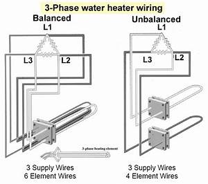 3 Phase Immersion Heater Wiring Diagram