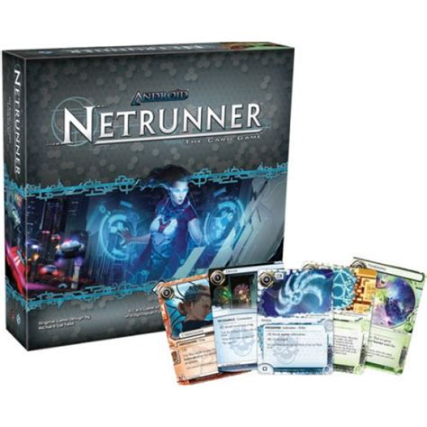 Android Netrunner  Lcg  Core Set  Online Tabletop