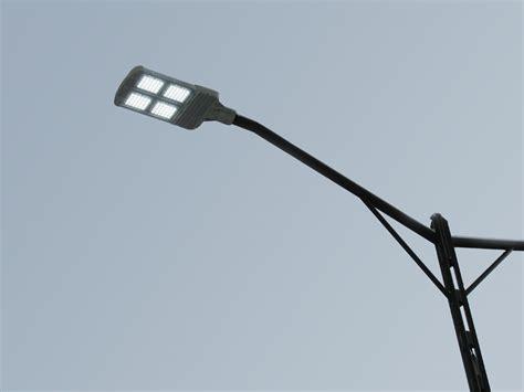 Светодиодная лампа powerleds е40 для уличного освещения