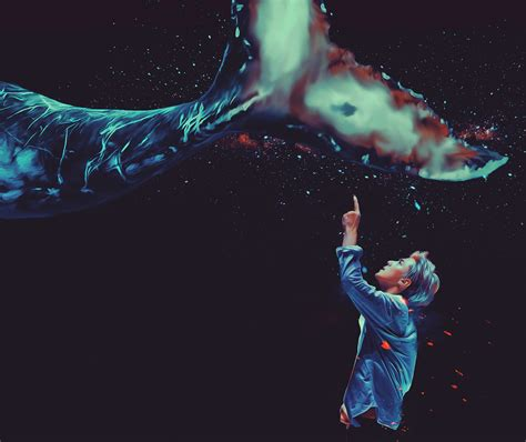 sing for you exo sehun and the whale by min on deviantart