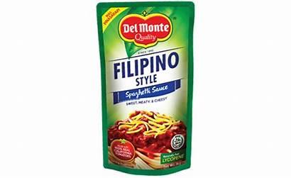 Monte Del Spaghetti Filipino Sauce