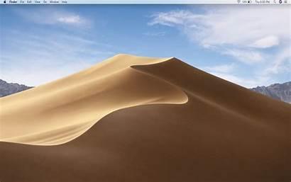 Dynamic Mac Desktop