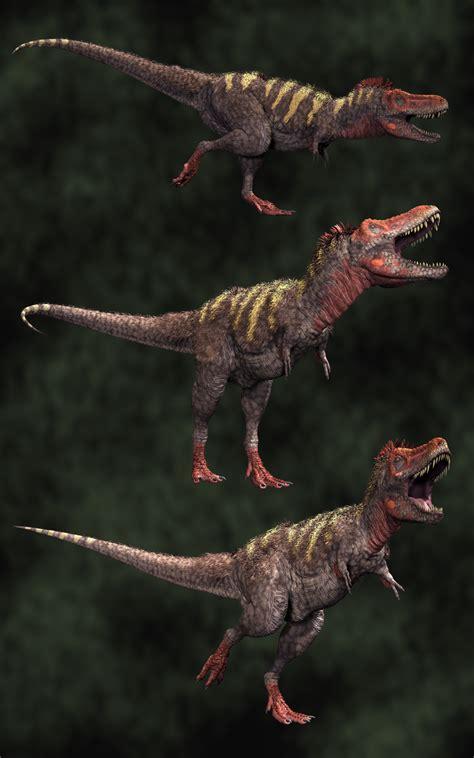 tarbosaurus dr2 3d dinoraul mod