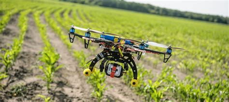 ways drones  revolutionizing agriculture mit