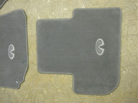 Infiniti G35 Floor Mats by Fs Infiniti G35 Coupe Oem Floor Mats G35driver
