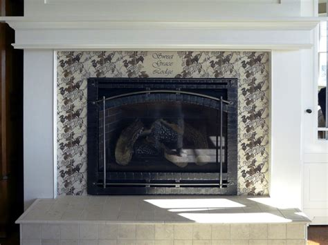 tile fireplace designs fireplace tile design ideas on the mantel and hearth ideas 4 homes