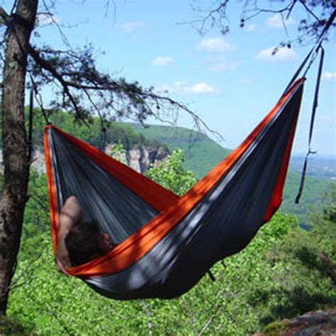 Nest Hammock by Eno Single Nest Hammock Charcoal Eagles Nest