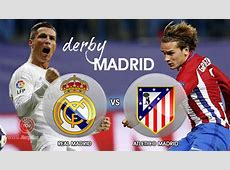 Prediksi Skor REAL MADRID vs ATLETICO MADRID 'Derby Madrid