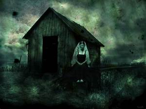 House of Horror Wallpaper Background | Scary Wallpaper ...
