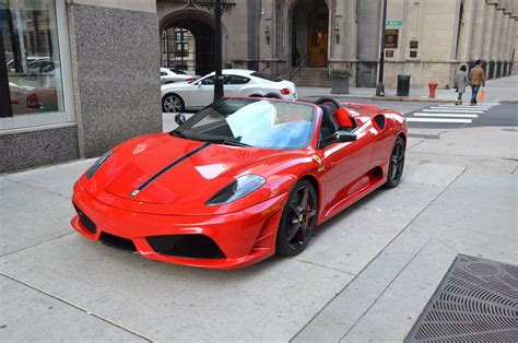 2009 Ferrari F430 Scuderia Spider Stock # Gc1251-s For