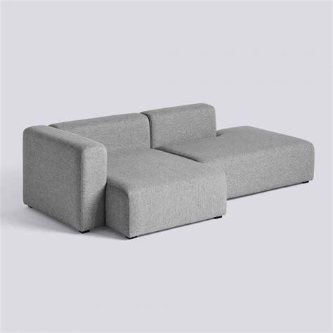 hauteur canapé canapé mags 2 1 2 places modulable en tissu kvadrat