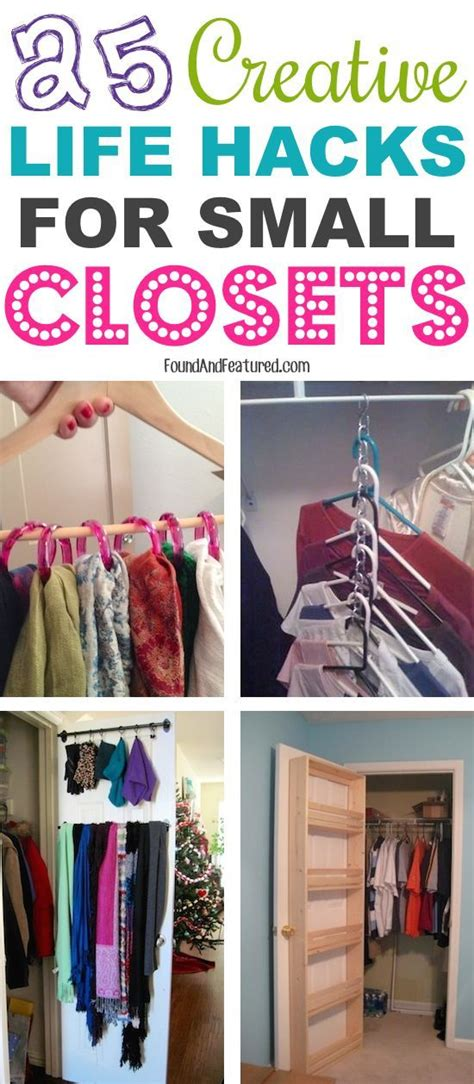 Small Bedroom Closet Organization Ideas by Lots Of Cheap Small Closet Ideas Diy Orgnaization 14