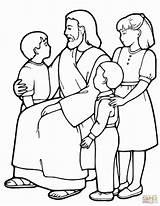 Jesus Shepherd Coloring Printable Getcolorings Sh sketch template