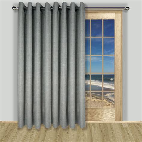 thermal curtains for sliding glass doors doortodump us