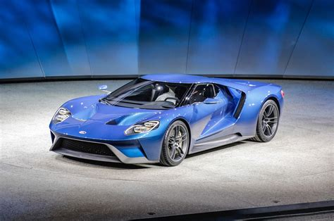 ford gt motor trend
