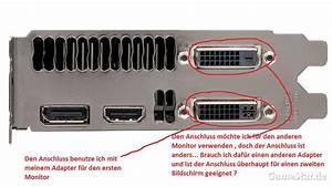 Zwei Monitore Verbinden : wie kann ich 2 bildschirme an meine gtx 670 anschlie en ~ Jslefanu.com Haus und Dekorationen