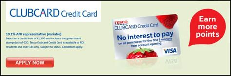 The 5minute Rule For Tesco Credit Card