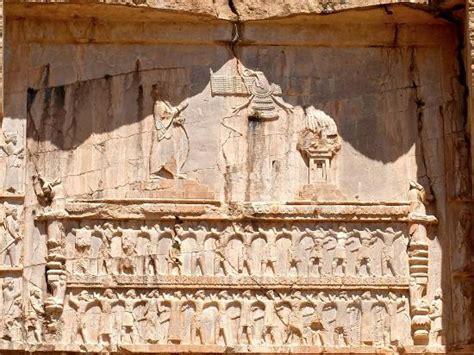 Re Persiani by Tombe Re Persiani Foto Di Naqsh E Rostam Marvdasht