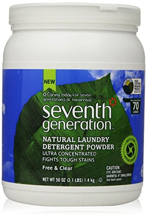 Laundry Detergent Id 9275213 Product by Seventh Generation Laundry Detergent Powder Free