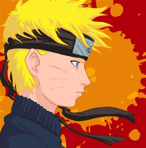 Naruto Profile By Dragonxtail On Deviantart