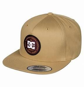 Men's Chargy Snapback Hat ADYHA03335 | DC Shoes