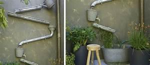 Bac Récupération Eau De Pluie : r cup rez l 39 eau de pluie de fa on originale les bonnes ~ Premium-room.com Idées de Décoration