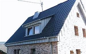 Dachüberstand Verkleiden Material : stehfalz dachdecker gr nschlag ~ Markanthonyermac.com Haus und Dekorationen