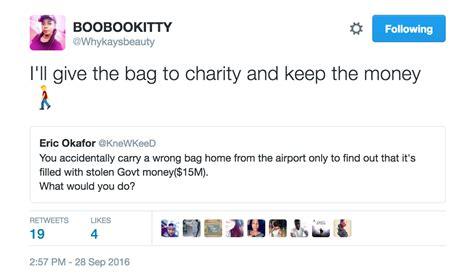 funny nigerian tweets  response  finding