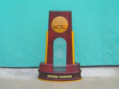ncaa mens basketball national champion trophy travels