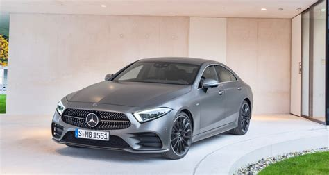 2019 Mercedesbenz Cls Debuts With A 48volt Hybrid System