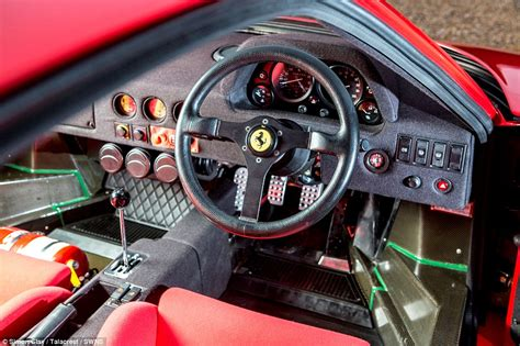 How Much Is A F40 Worth by Sultan Of Brunei S 200mph F40 For Sale For 163 2m