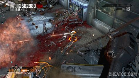zombie apocalypse xbox games 360 ps3 psn shooter cheatcc