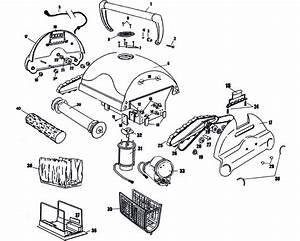 Aquabot Parts Diagram