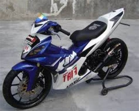 Modif Jupiter Road Race by Foto Modifikasi Jupiter Mx Road Race Ala Motor Gp Keren