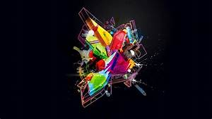 Cool Colorful Art Background Wallpapers - New HD Wallpapers