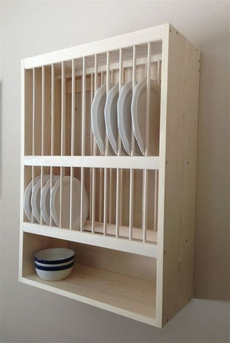 10 Easy Pieces Wallmounted Plate Racks  Storage