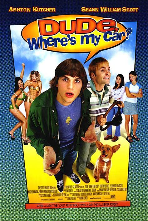 dude wheres  car  posters   poster