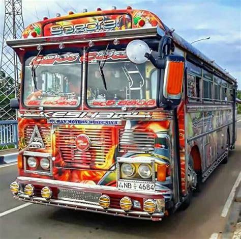 modified buses  sri lanka home facebook