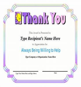 Employee recognition awards template 9 free word pdf for Employee recognition awards templates