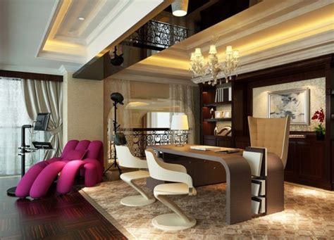 Elegant Luxury Corporate And Home Office